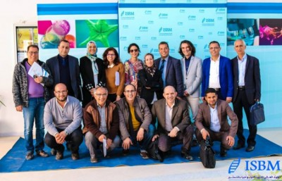 Réseau biotechnologie Tunisien
